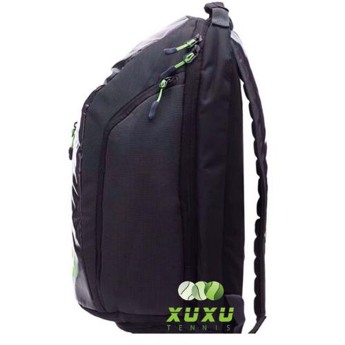 Balo Tennis Wilson Super Tour Backpack Black Green WR8004301001