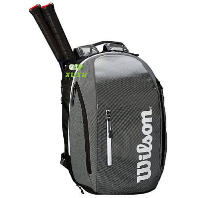 Balo Tennis Wilson Super Tour Backpack Grey WRZ843996