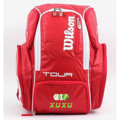 Balo Tennis Wilson Tour V Backpack Large Red WRZ843696