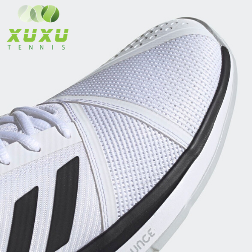 Giày Tennis Adidas CourtJam Bounce White EE43220