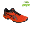 Giày Tennis Asics Solution Speed FF Red Black 1041A003-808