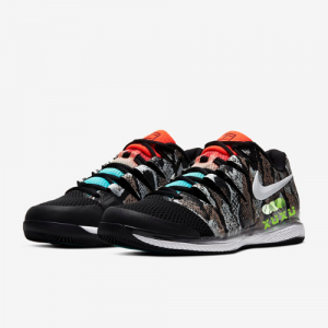 Giày Tennis Nike Air Zoom Vapor X Camo White AA8030-012