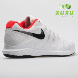 Giày Tennis Nike Air Zoom Vapor X White Black Bright Crimson AA8030-106