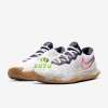 Giày Tennis Nike Court Air Zoom Vapor Cage 4 White Laser Crimson Gridiron Wheat CD0424-105