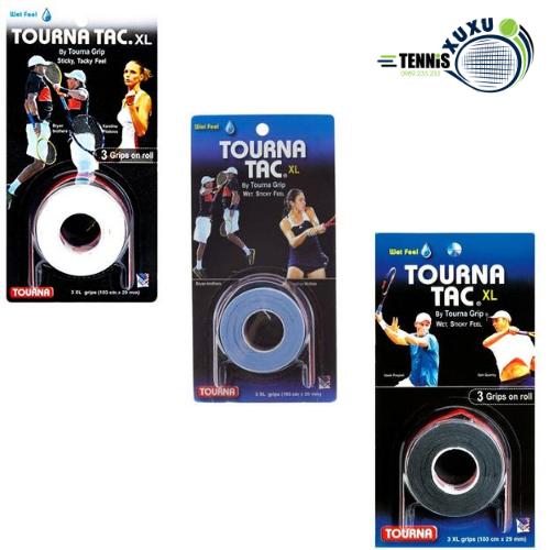 Quấn Cán Vợt Tennis Tourna Tac Cho Người Mồ Hôi Tay Nhiều