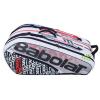 Túi Tennis Babolat Pure Strike 12 Pack White 751201-149