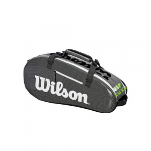Túi Tennis Wilson Super Tour 2 6 Pack WRZ843909