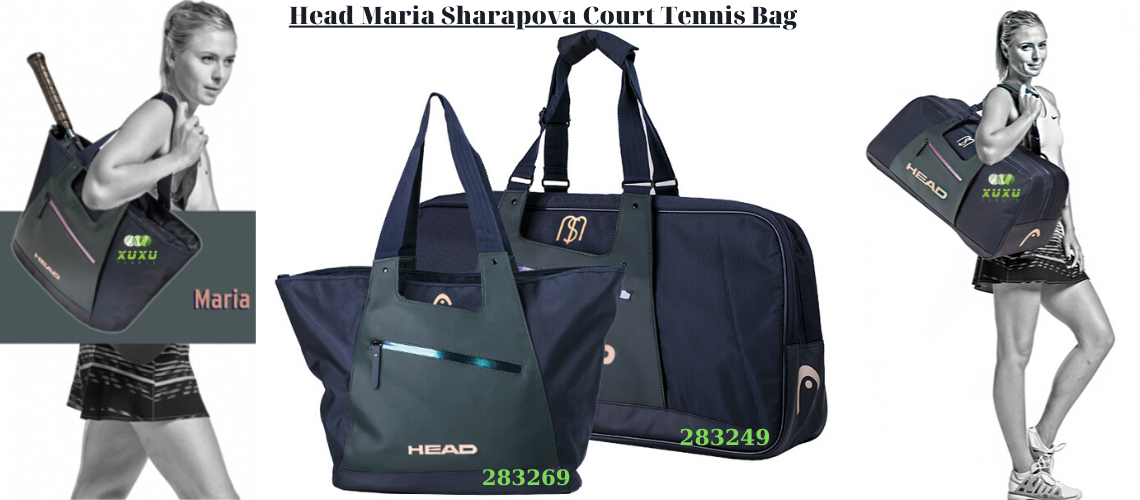 head tennis bag sharapova