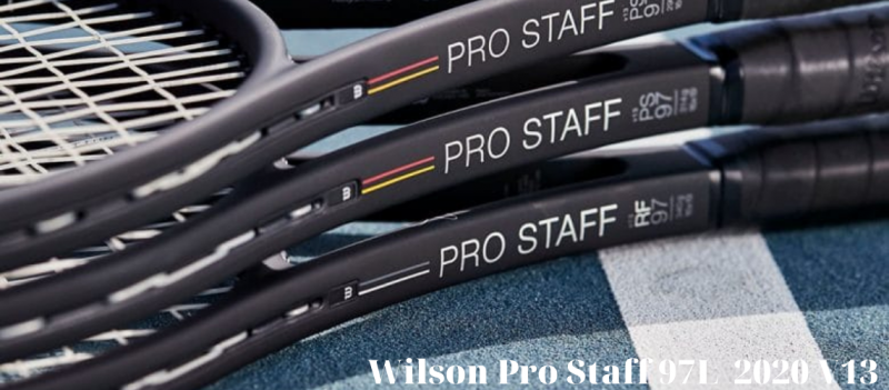 Vợt Tennis Wilson Pro Staff 97L 270Gr 2020 V13