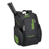 Balo Tennis Wilson Tour V Backpack Large Black WRZ845596