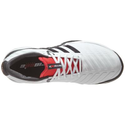 Giày Tennis Adidas Barricade 18 White/Black/Red 2021