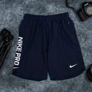 Quần Tennis Nike Màu Xanh Đen #QN01XD