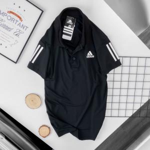 Áo Tennis Adidas Có Cổ Màu Đen #DASCC002D