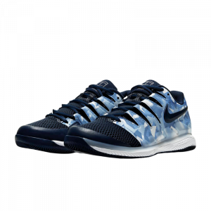 Giày Tennis Nike Air Zoom Vapor X HC Royal Pulse Obsidian AA8030-406