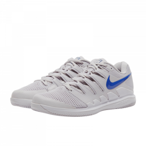 Giày Tennis Nike Air Zoom Vapor X HC Vast Grey Indigo Force AA8030-044