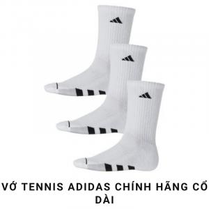 Vớ Tennis Adidas Cổ Dài Chính Hãng