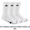 Vớ Tennis Adidas Chính Hãng Cổ Dài