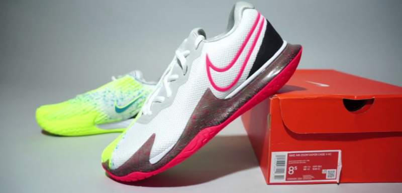 Giày Tennis Nike Air Zoom Vapor Cage 4 Hard Count #CD0424-104