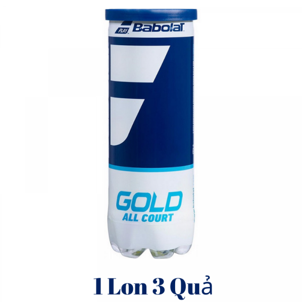 Banh Tennis Babolat Gold All Count 3