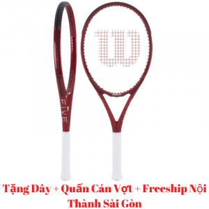 Vợt Tennis Wilson Triad Five 103In 267Gr 2021 #WR056611U2