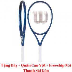 Vợt Tennis Wilson Triad Three 113In 264Gr 2021 #WR056511U2