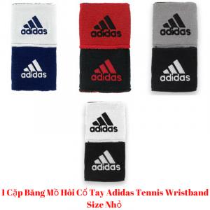 Băng Mồ Hôi Cổ Tay Adidas Tennis Wristband Size Nhỏ